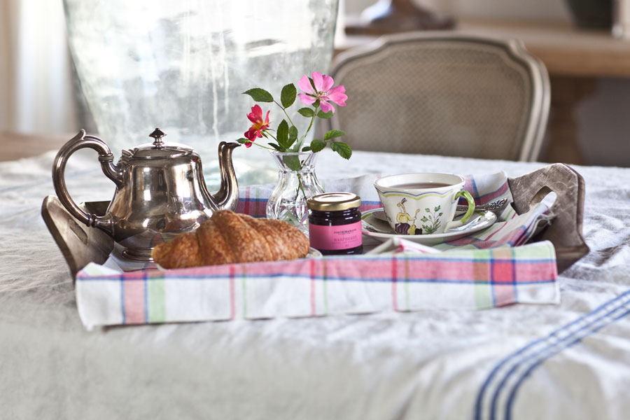 tea-tray