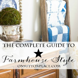 the complete guide to farmhouse style 300x300