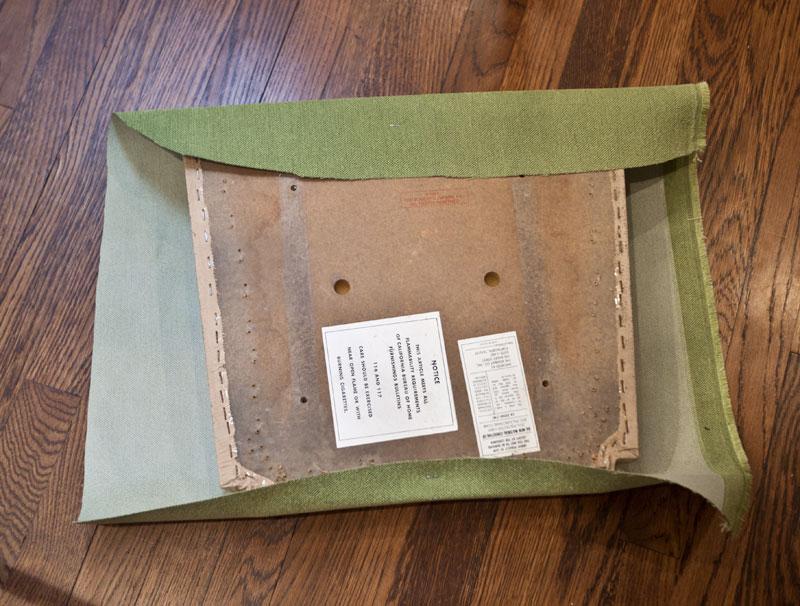 green-fabric
