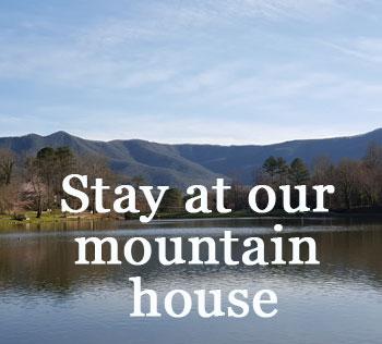 Cedar Ridge Vacation Rental in Black Mountain, NC