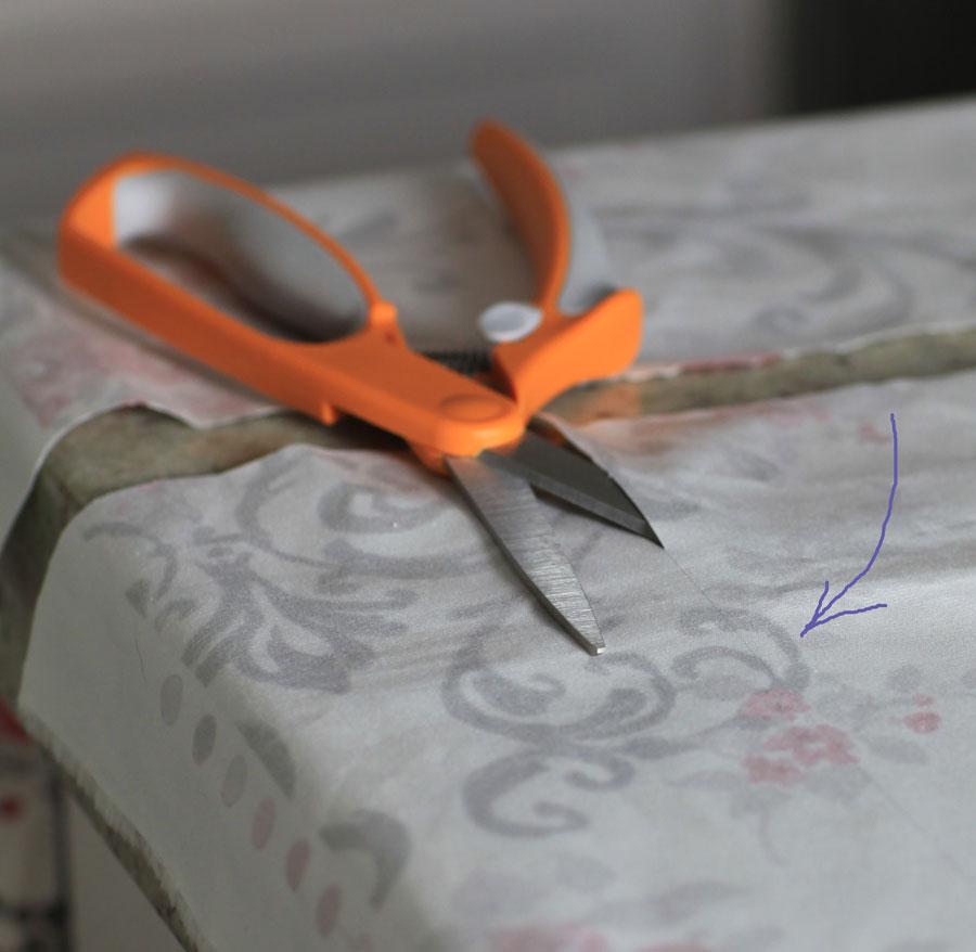 cut-fabric