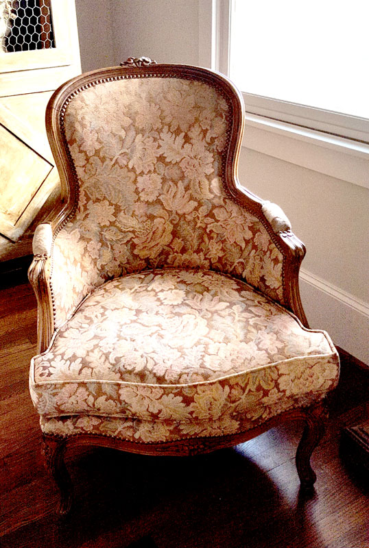 french-study-chair
