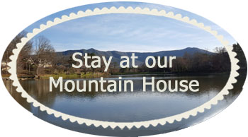 Cedar Ridge Vacation Rental in Black Mountain, NC