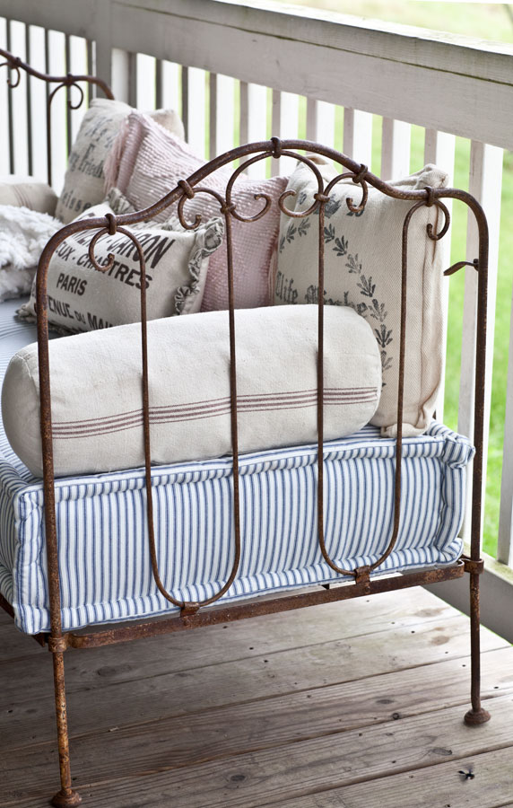french-bed-iron
