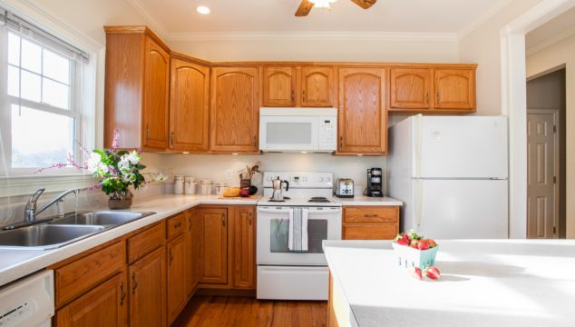 Remodeling a Dated Kitchen