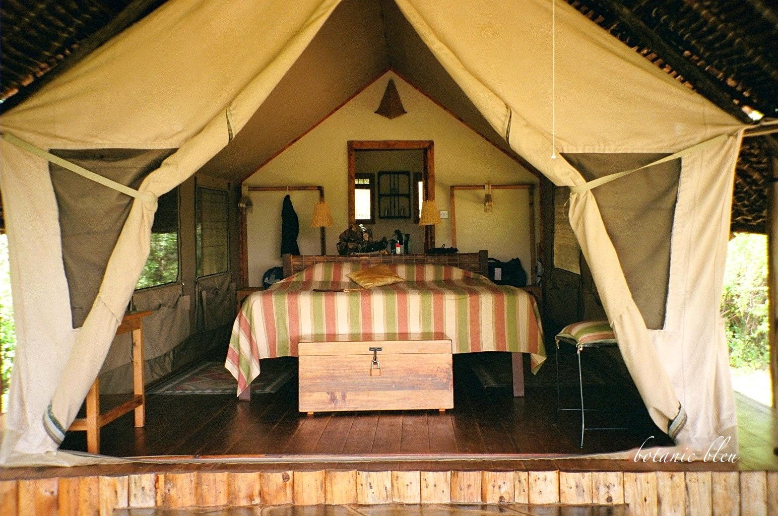 19 Porini Camp Room #3