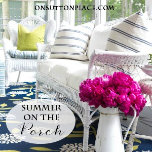diy summer porch decor ideas