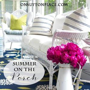 diy summer porch decor ideas