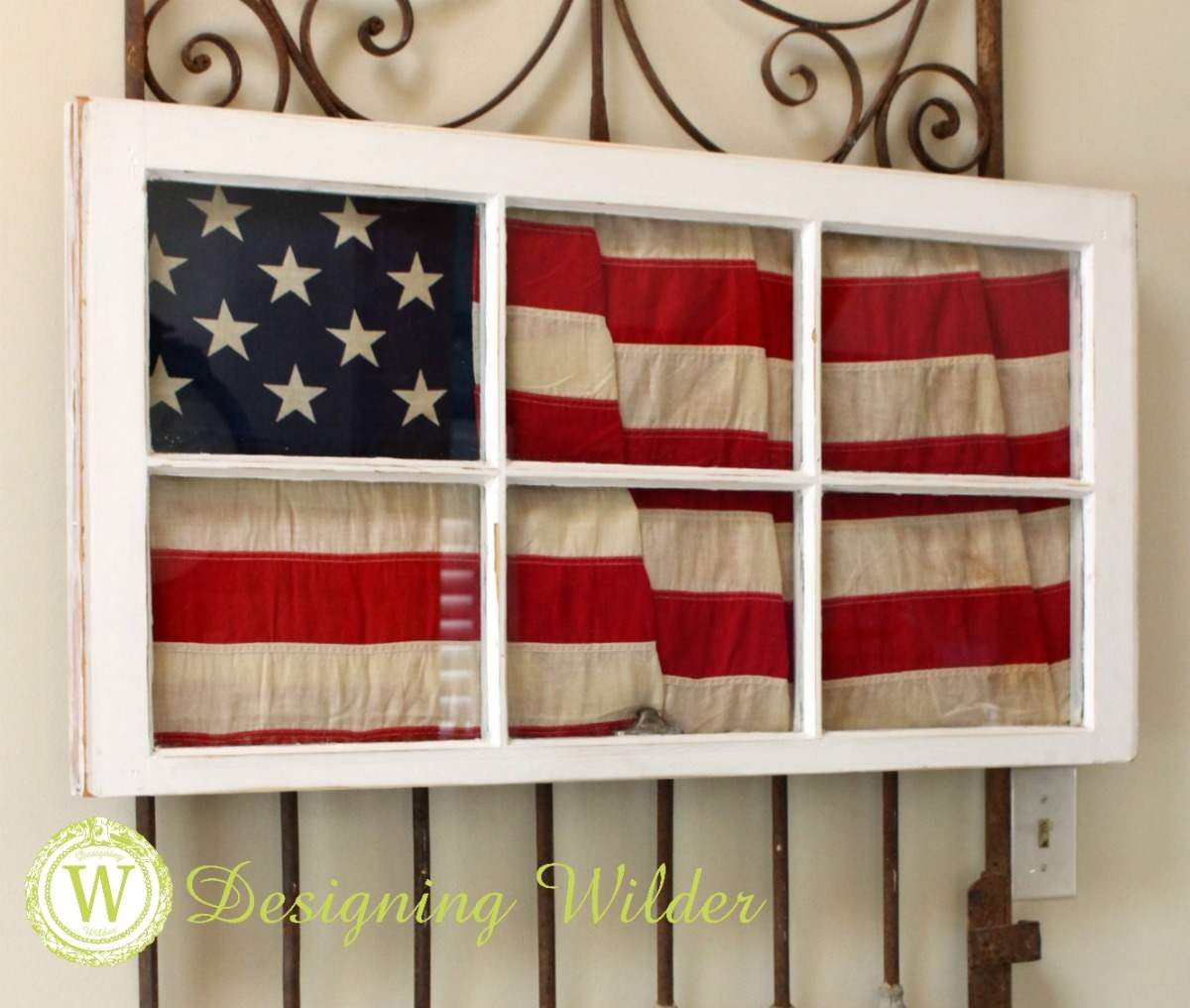Patriotic-Flag-Decor-Project-Finished