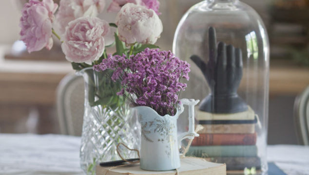 What to Put in a Cloche, Fall Decor and MORE