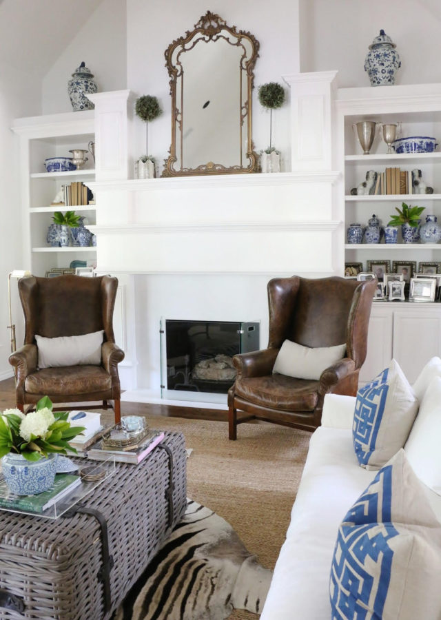 Country French Bloggers Share How they add Wow to a room ...