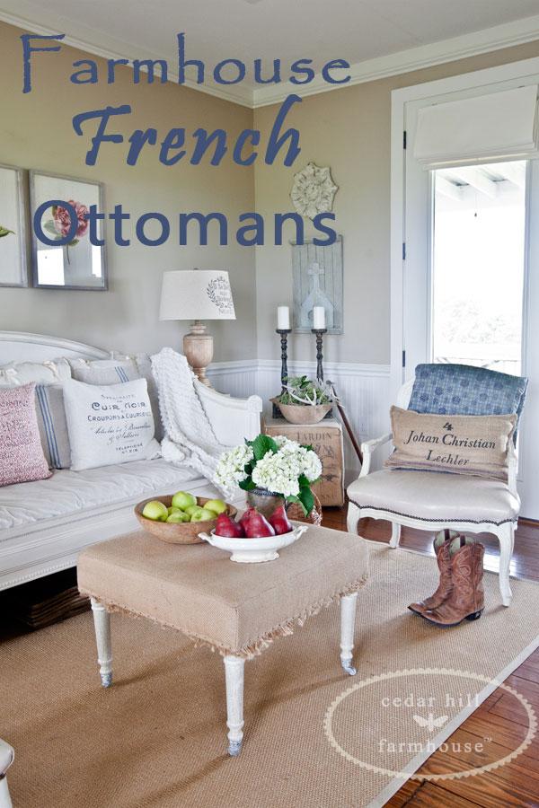 farmhouse-french-ottomans-cedar-hill-farmhouse