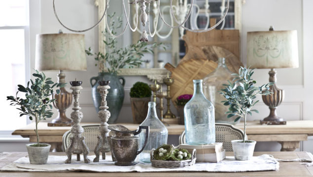 Shopping for Farmhouse French Style