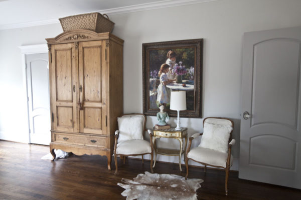 pine-armoire-and-chairs