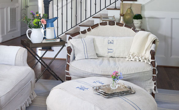 42 Farmhouse French Chairs with Sources