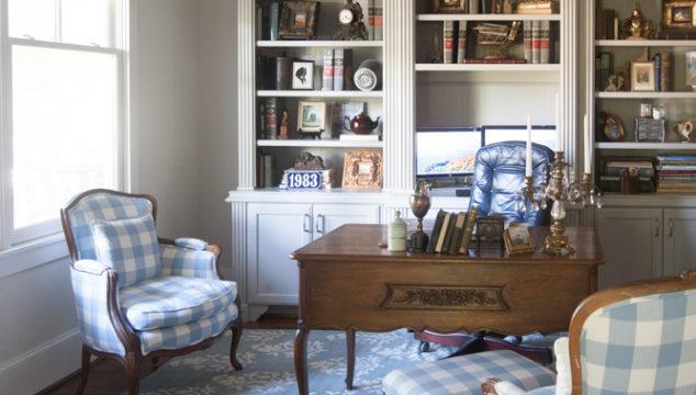 Furniture Arrangement in a Small Space