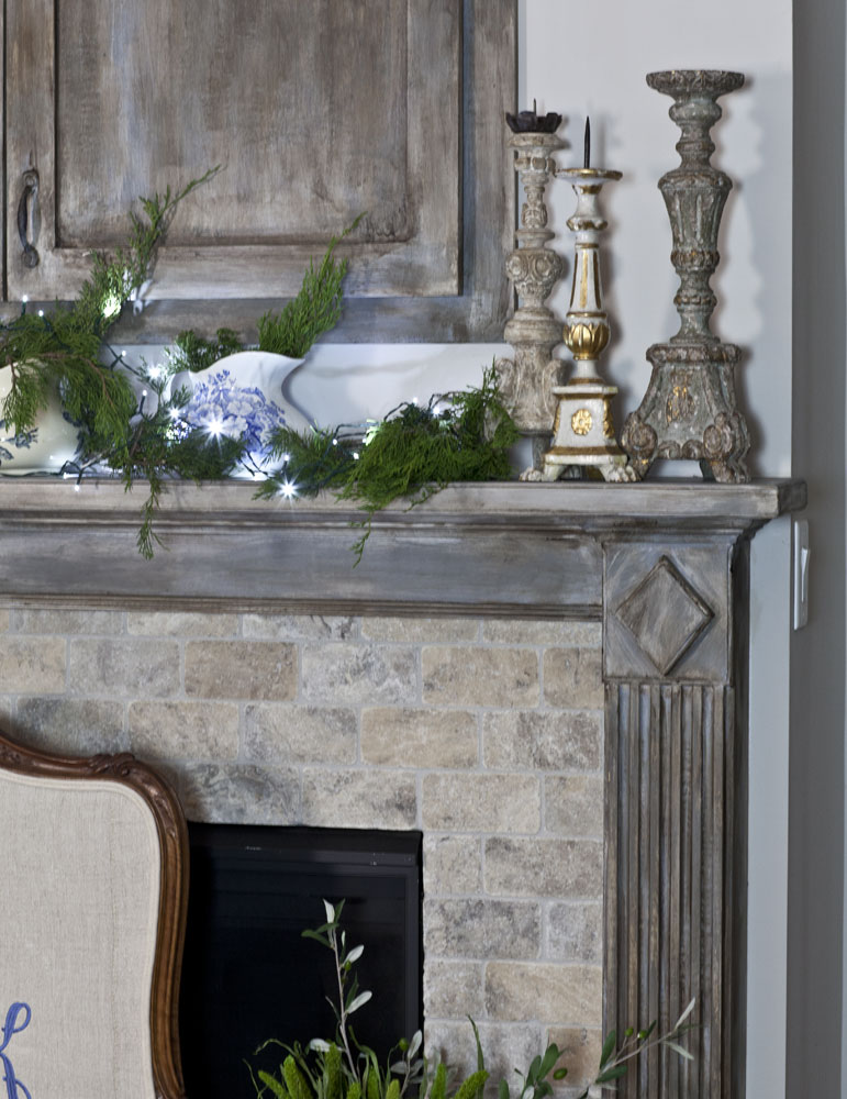 cedar-hill-farmhouse-fireplace-christmas-night