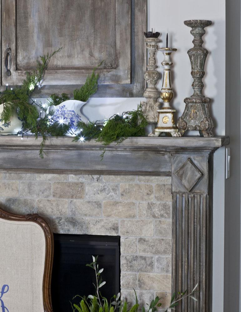 cedar-hill-farmhouse-fireplace-christmas-night