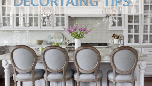 My TOP 5 Decorating Tips