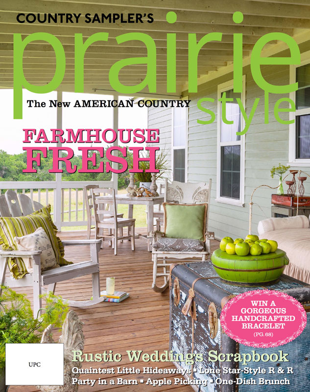 Another Magazine Shoot Cedar Hill Farmhouse