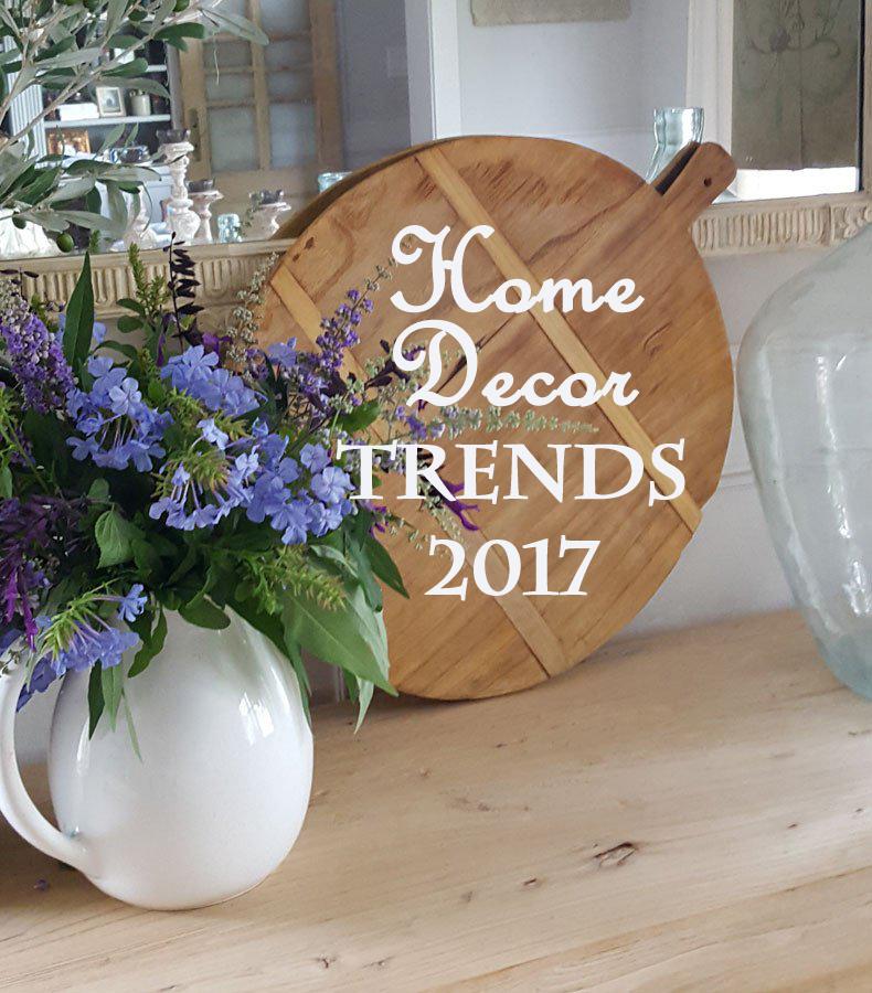 Home Decor Trends 2017 Cedar Hill Farmhouse