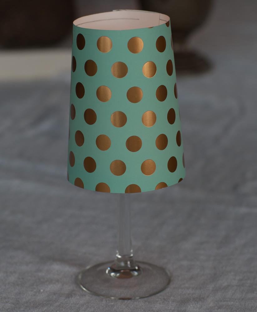 Diy table lamp candles cedar hill farmhouse - Homemade table lamps ...