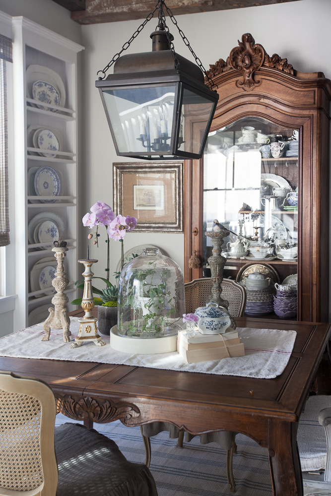 How to use China, Crystal and Silver Today - Cedar Hill Farmhouse