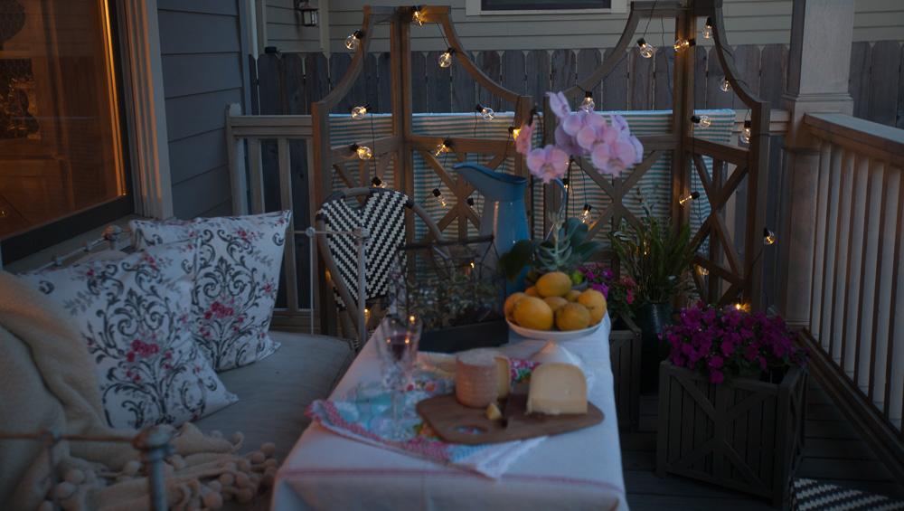 Country French Summer Porch Decorating Cedar Hill Farmhouse