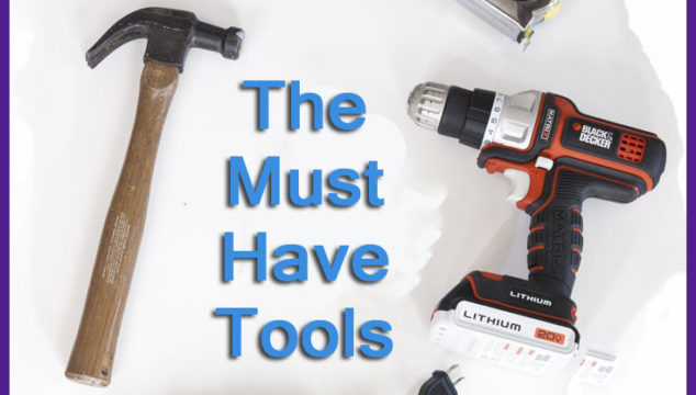 What's in My Decorating Tool Box