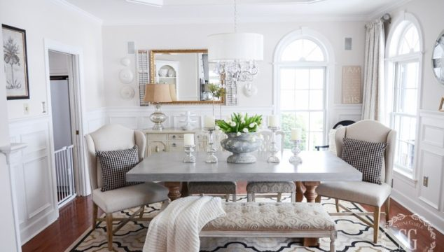 5 No Fail Tips for Decorating a Dining Room