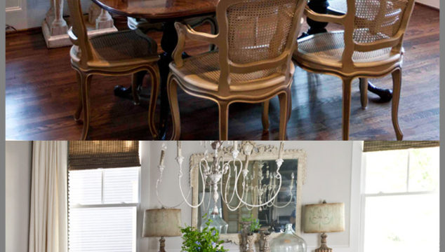 4 Room Before and Afters