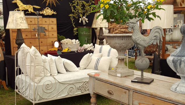 Decorating Tips from the Round Top Antique Show
