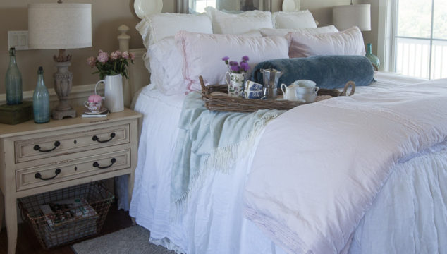 Linen Bedding and a Discount Source