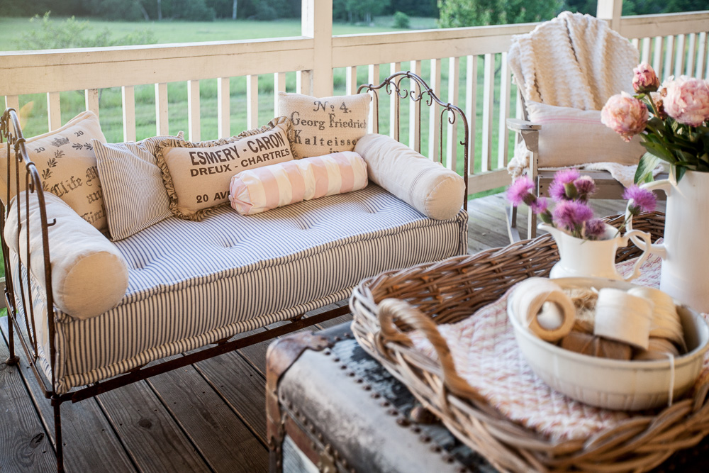 farmhouse decorating blogs country summer porch decorating cedar hill 10250