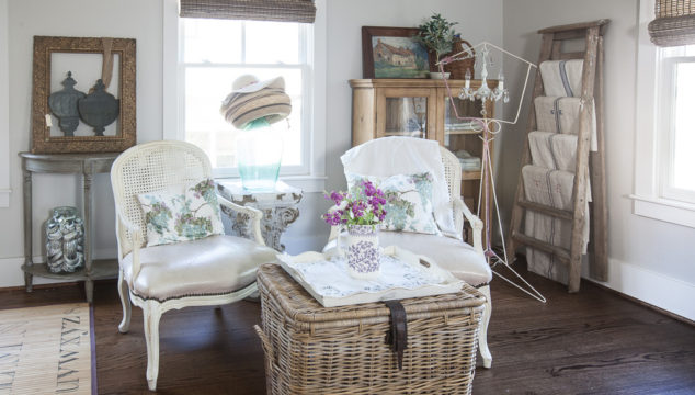 Basics for a Beautiful Guest Room