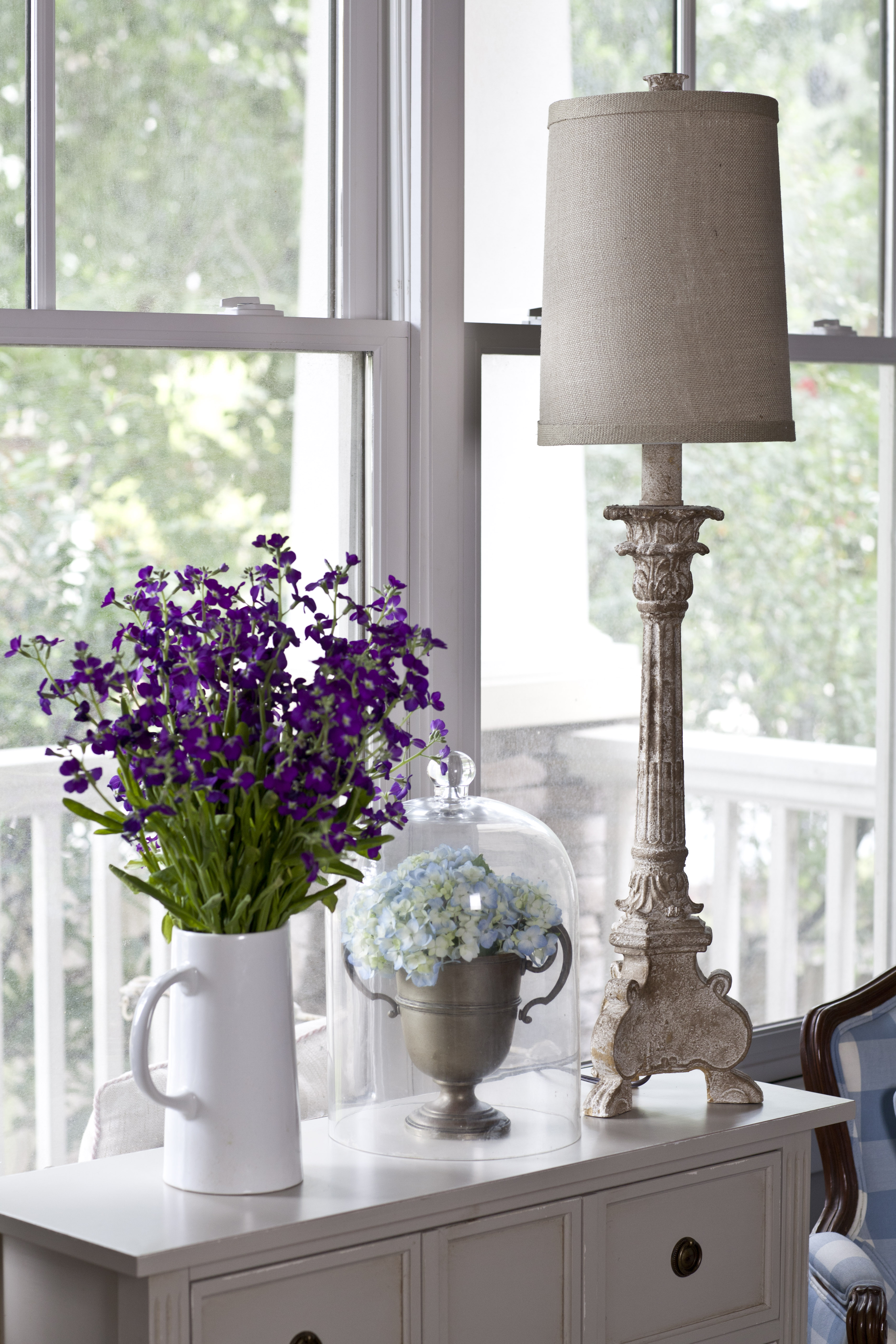 Cedar Hill Farmhouse Collection lamps