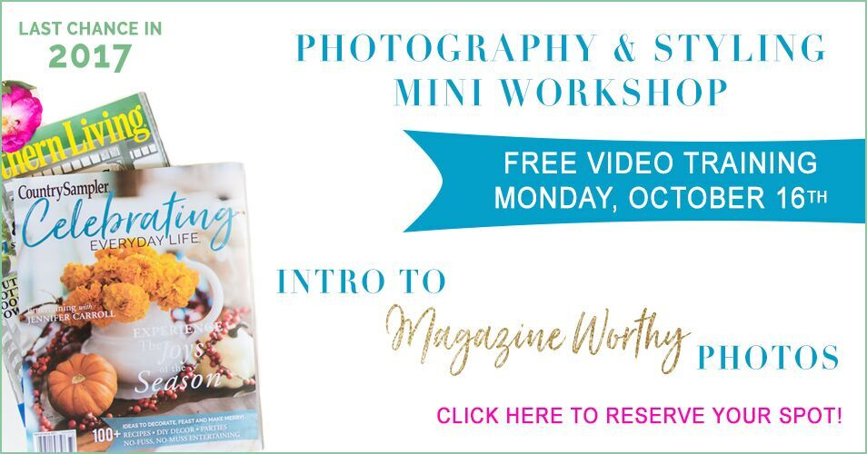 photography course magazine worthy pictures