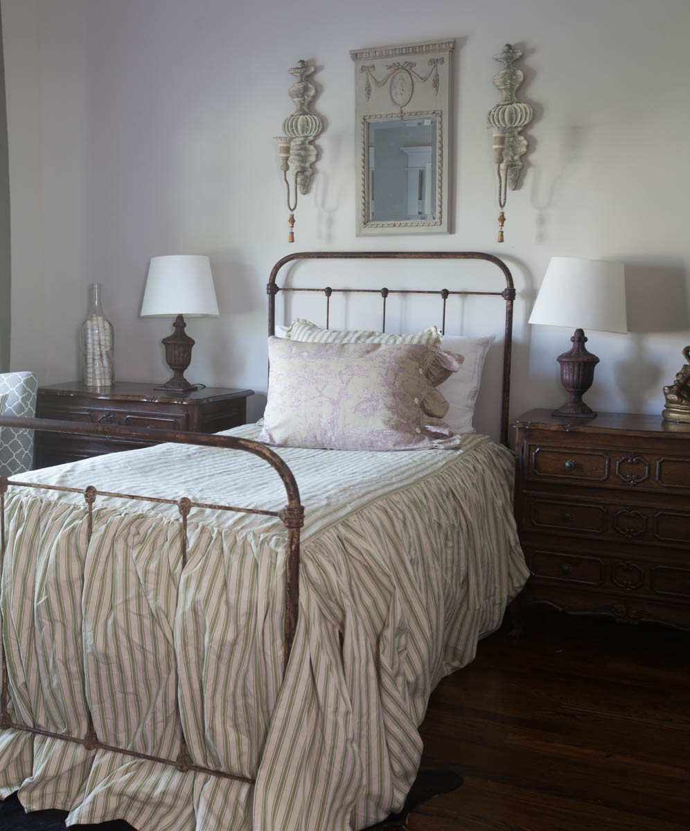 Is Toile Fabric For Home Décor In Or Out Cedar Hill Farmhouse