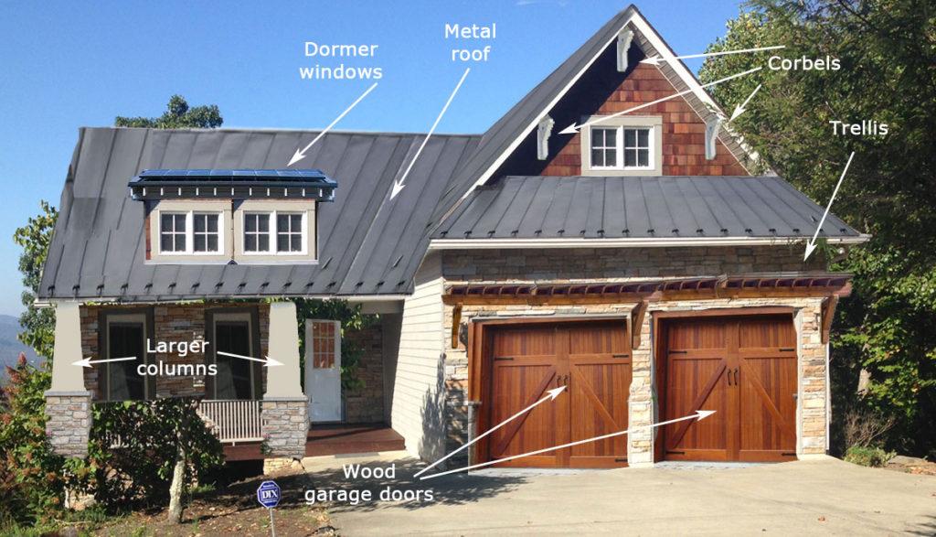 Add Amazing Exterior House Details Cedar Hill Farmhouse