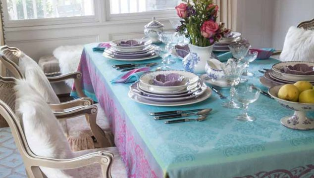 French Tablecloths for Your Home