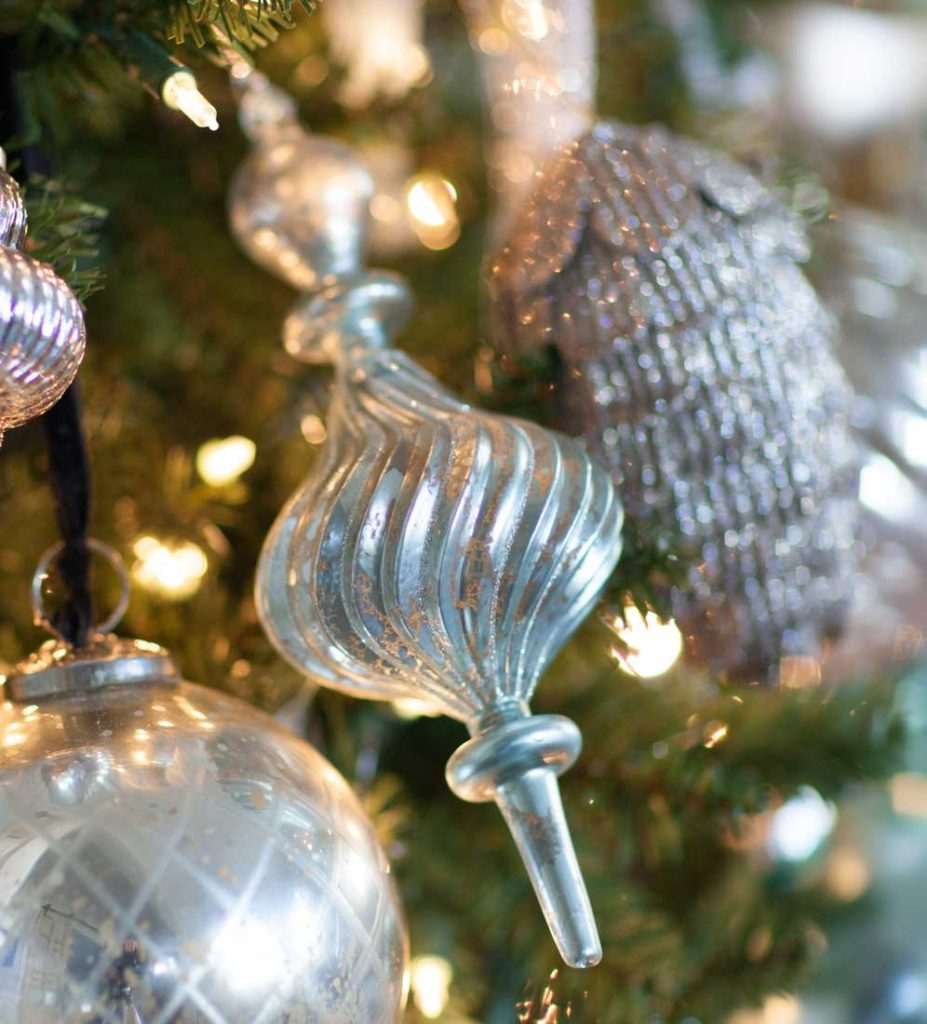 French Christmas tree ornament