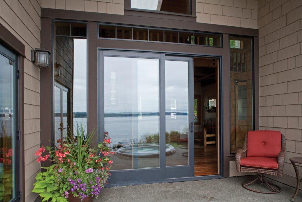 patio doors milgard sliding