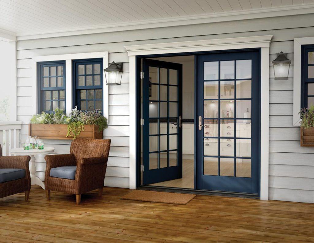 patio doors milgard essence