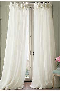 French bedroom curtain