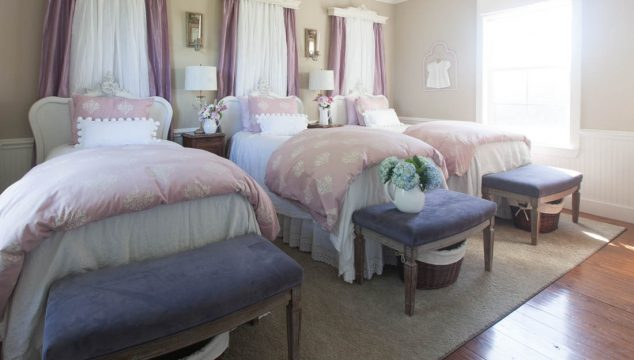 Pink Curtains for the Farm and Giveaway