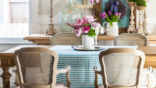 Favorite Ways to Decorate for Spring