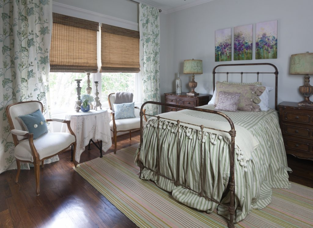 Updating Dark Furniture with Paint - Cedar Hill Farmhouse