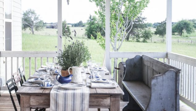Country French Tables
