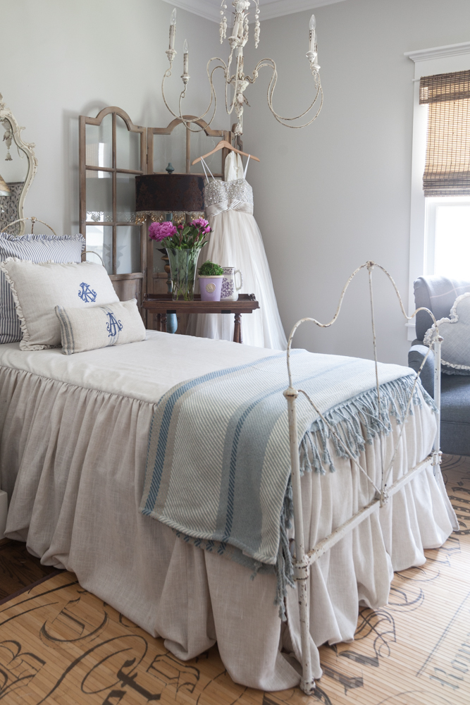 French Country Bedrooms - Cedar Hill Farmhouse